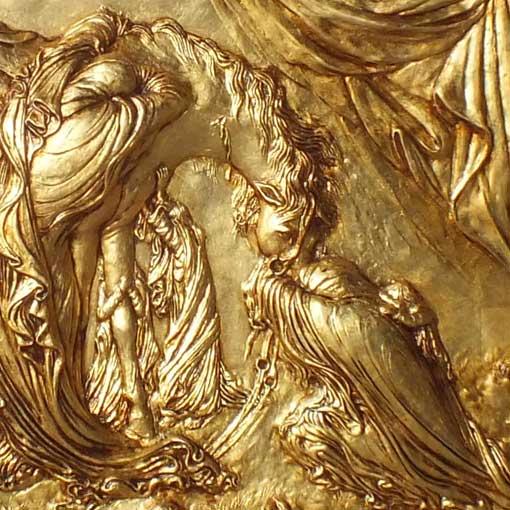 فروش تابلو ورق طلا عصر عاشورا
